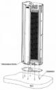 Основание для вертикальной установки Zilon V-BFM в Москве