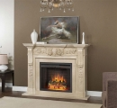 Портал RealFlame Louis Egyptian Beige для электрокаминов Leeds 33SD/DD в Москве