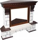 Портал Royal Flame Pierre Luxe угловой для очага Dioramic 28 FX в Москве